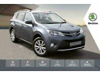 2014 Toyota RAV4 2.2 D-CAT Invincible AWD Auto Station Wagon Diesel Automatic