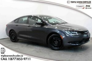 2015 Chrysler 200 S Pano Sunroof - Heated Wheel - Factory Remote
