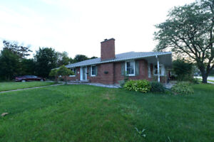 House with finished basement for Rent - Near Whitby Go Station
