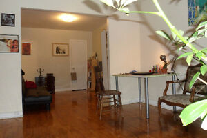 4 1/2 apartment available July 1st