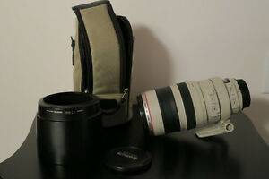 Objectif Canon EF 100-400mm f/4.5-5.6L IS USM