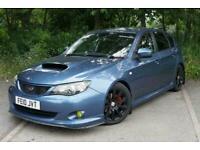 2010 Subaru Impreza 2.5 WRX 5d 227 BHP Hatchback Petrol Manual