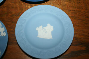 Wedgewood Blue 7 Pieces- NEW PRICE Belleville Belleville Area image 7