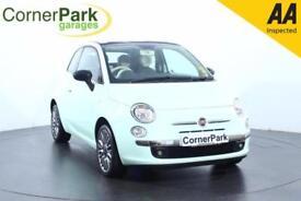 2014 FIAT 500 C CULT CONVERTIBLE PETROL