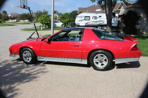 1988 Chevrolet Camaro for Sale. All original in good condtion.