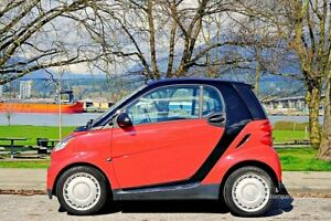 2009 Smart Fortwo passion (LOW KM)