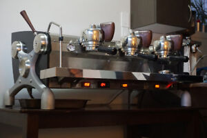 SLAYER - HIGH END 3 GROUP COMMERCIAL ESPRESSO MACHINE