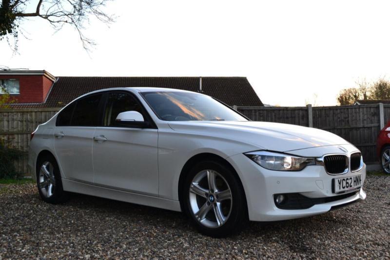 2012 BMW 3 SERIES 318D SE AUTO SALOON