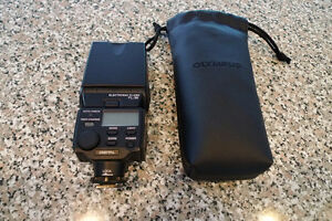Olympus FL-36 Electronic Flash  Excellent Condition