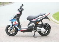 NRG 50CC runniung project