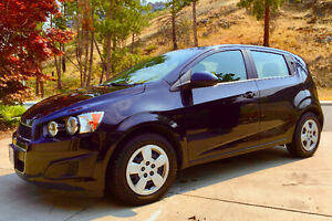 PRICED TO SELL!! 2013 Chevy Sonic-Like NEW, Warranty,Extra Tires