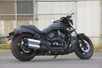 2008 VRSCDX Nightrod Special - complete stock exhaust system