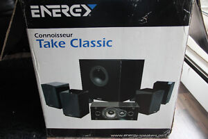 Take Classic 5.1 Home Theater System