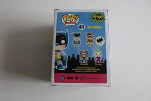 Batman classic tv series Funko Pop Heroes #41! Collectible. London Ontario image 3