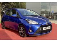 2019 Toyota Yaris 1.5 VVT-i Icon 5dr [Nav] Hatchback Petrol Manual