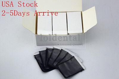 600pc Barrier Envelopes Soft Pe Phosphor Plate Size 2 Dental X-ray Usa Stock