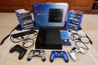 PS4 (PS4) Ultime Console Bundle