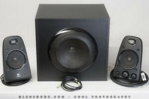 THX Certified Logitech Z623 Speaker System