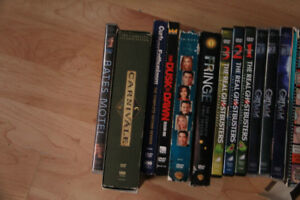 TV Dvd SeriesFor Sale