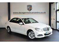 2014 14 MERCEDES-BENZ C CLASS 2.1 C220 CDI EXECUTIVE SE 4DR 168 BHP DIESEL