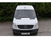2.1 313 CDI 5D 129 BHP MWB HIGH ROOF DIESEL MANUAL PANEL VAN 2013