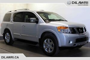 2013 Nissan Armada Platinum Ed. at