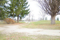 OVER 7 ACRES OF SCENIC PROPERTY TO BUILD YOUR HOME