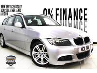 2011 11 BMW 3 SERIES 2.0 320D M SPORT TOURING 5DR AUTOMATIC 181 BHP DIESEL