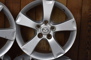 Factory Rims from Mazda 3 (2006)
