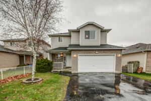 Detached family home!