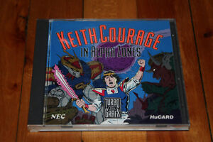 Keith Courage - Turbographx 16