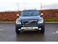 2014 VOLVO XC90 Volvo XC90 2.4 D5 [200] SE Lux 5dr Geartronic Auto