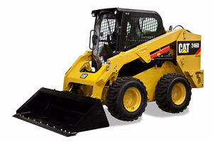 RENT SKIDSTEERS FOR ONLY $140 A DAY ANYWHERE IN GTA