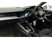 2021 Audi A3 Sportback TFSI 310 PS S tronic Auto Hatchback Petrol Automatic