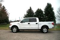 2011 Ford F-150 XLT 4x4- Super Crew.  ONE OWNER & 4 NEW TIRES!!