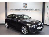 2015 64 BMW 1 SERIES 2.0 116D M SPORT 3DR 114 BHP DIESEL