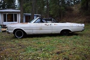 65 Galaxie Conv resto project