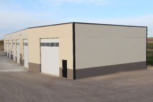 Garage Space - Purchase or Lease