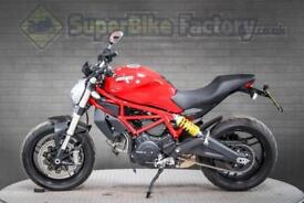 2017 17 DUCATI MONSTER M797 803CC 0% DEPOSIT FINANCE AVAILABLE