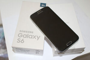 Never Used galaxy S6