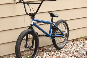 Custom BMX Macneil Whitton Left Hand Drive Freecoaster