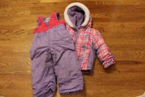 Osh Kosh Snowsuit 2T
