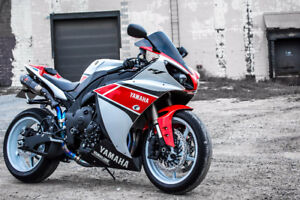 yamaha r1 World gp 50th anniversary (( SHOWROOM ))