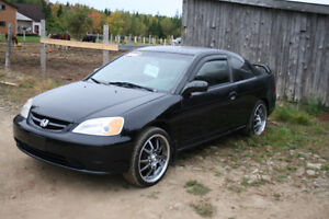 "2003 Honda Other LX Coupe (2 door) 18"" RIMS"