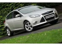 2013 Ford Focus 1.6 TDCi Zetec 5dr