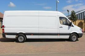2013 MERCEDES SPRINTER 316 CDI LWB HIGH ROOF 160 BHP VAN LWB DIESEL
