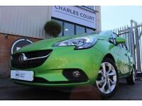 2015 15 VAUXHALL CORSA 1.4 EXCITE AC ECOFLEX S/S 5D AUTO 89 BHP