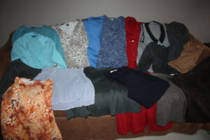 Reitmans womens clothing - sold as a lot - 17 pieces for $45