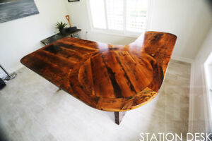Reclaimed Wood Desks [& more]