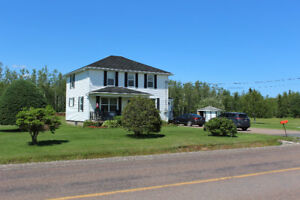 5-bedroom house, Route 480, Acadieville, NB